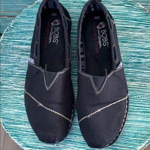 Bob's Skechers Canvas SlipOn Shoes/Loafers